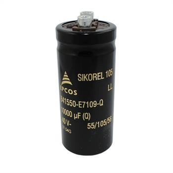 Schraub Elko Kondensator 10000µF 40V 105°C ; B41550E7109Q000 ; 10000uF