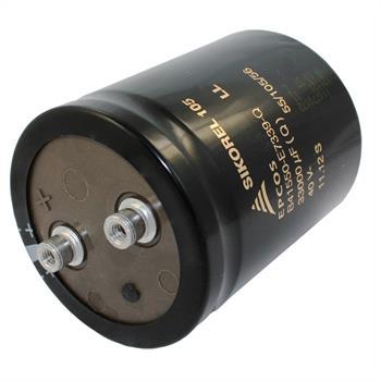 Schraub Elko Kondensator 33000µF 40V 105°C ; B41550E7339Q ; 33000uF