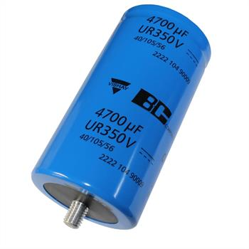 Screw Electrolytic Capacitor 4700µF 350V 105°C ; MAL210490009E3 ; 4700uF