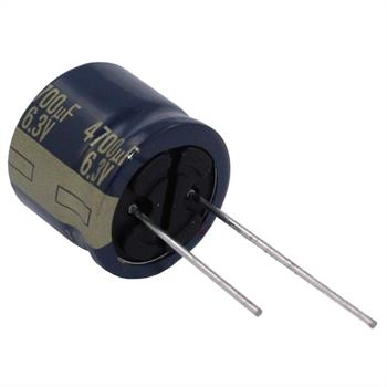 Electrolytic Capacitor rad. 4700µF 6,3V 105°C ; EEUFK0J472S ; 4700uF