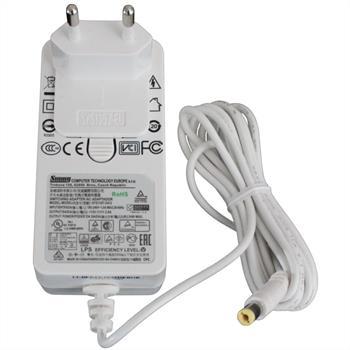 Steckernetzteil 24W 12V 2A ; 5,5/2,1mm ; Schaltnetzteil ; Sunny SYS1357-2412