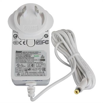 Sunny SYS1357-2412 24W 12V 2A Steckernetzteil Kabel 180cm + DC Stecker (2,1/5,5mm)