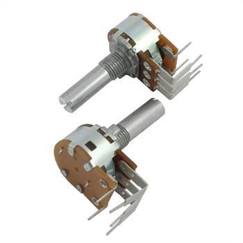 Potentiometer Schalter 100k 20% 0,125W