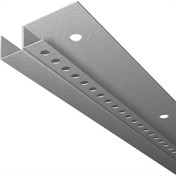 LED Drywall profile DSL for floating surfaces (Length: 2m) ; Plasterboard