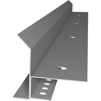 LED Drywall profile ADD for surface lighting 40-80mm (Length: 2m) ; Plasterboard