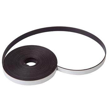 Isotropic magnetic tape 10mm wide 1mm thick (5m roll)