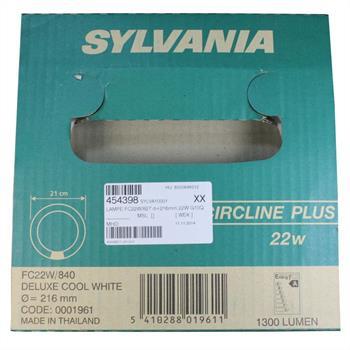Sylvania Circline Plus 22W G10Q Deluxe Cool White