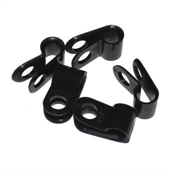 Kabelschelle / P-Clip Nylon 6mm (VPE = 100)