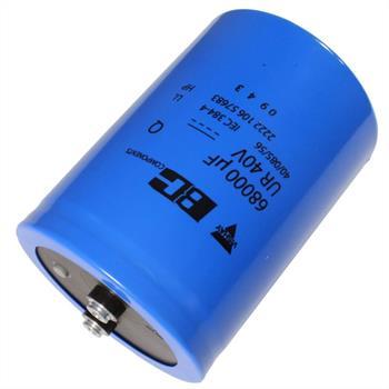 Schraub Elko Kondensator 68000µF 40V 85°C ; MAL210657683E3 ; 68000uF