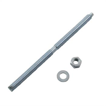 Anchor rod M8 x 110mm Chemical stud resin threaded rod ; galvanized