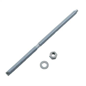 Anchor rod M8 x 190mm Chemical stud resin threaded rod ; galvanized