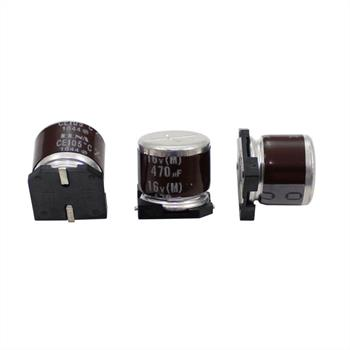 SMD-Elko 470µF 16V 105°C 10x10mm