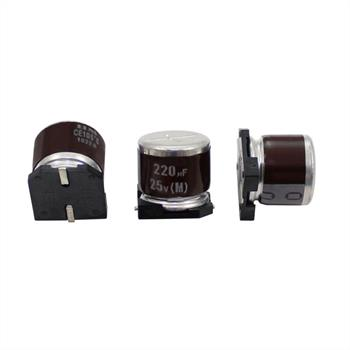 SMD-Elko 220µF 25V 105°C 10x10mm