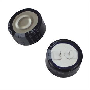 Goldcap Kondensator 1F 5,5V ; RM5 d21,5x9,5mm ; DH-5R5D105T-F44
