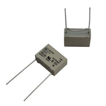 Entstörkondensator 0,1µF 275VAC RM15