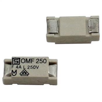 SMD Sicherung 4A 250V 10,8x4,5x3,8mm ; Schurter 46678R