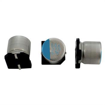 SMD Elko Kondensator 330µF 6,3V 105°C ;PVX-6V331MF60ETQ-R2 ;330uF
