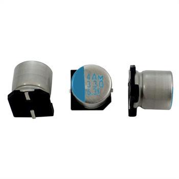 SMD Elko Kondensator 330µF 6,3V 105°C ; PVM-6V331MF60E-R2 ; 330uF