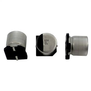 SMD Elko Kondensator 22µF 10V 105°C ; RVZ-10V220MD61U-R2 ; 22uF