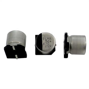 SMD Elko 470µF 25V 105°C 10x10,5mm