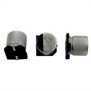 SMD Elko 220µF 50V 105°C 10x10,5mm