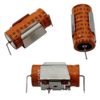Elko Kondensator Axial 680µF 75V 125°C B41684S0687Q1 680uF