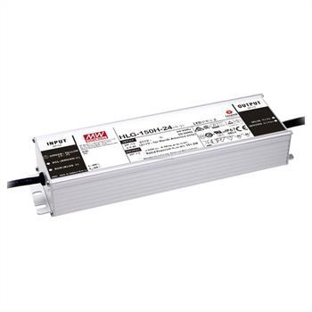 LED Netzteil 150W 12V 12,5A ; MeanWell HLG-150H-12A ; Schaltnetzteil