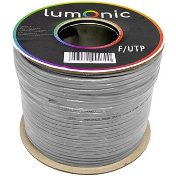 Network Cable Cat.5e 100m ; S/FTP PIMF ; Cat5 Ethernet Installation Cable