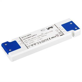 LED Netzteil 12V 15W 1,25A für Möbel extrem flach 12mm ; Self SLT15-12VFG