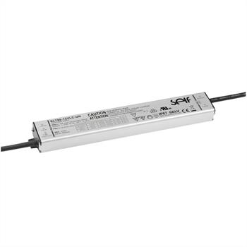 LED Netzteil 24V 96W 4A für Möbel extrem flach 23mm ; Self SLT96-24VLC-UN