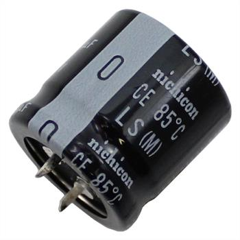 Snap-In Elko Kondensator 6800µF 25V 85°C ; LLS1E682MELA ; 6800uF