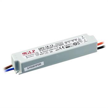 GPV-18-24 18W 24V 0,75A LED Netzteil IP67