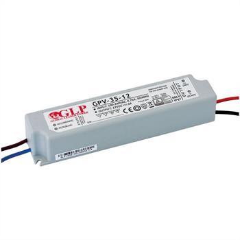 GPV-35-15 36W 15V 2,4A LED Netzteil IP67