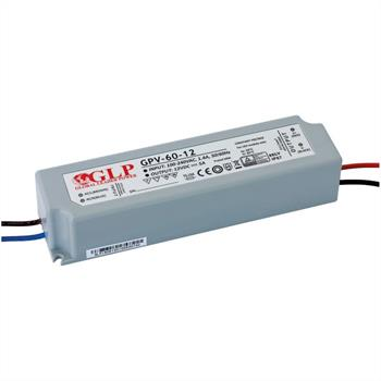 GPV-60-12 60W 12V 5A LED Netzteil IP67