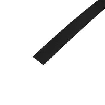 Akku PVC Schrumpfschlauch Meterware 19,0 -> 9,5mm ; Schwarz