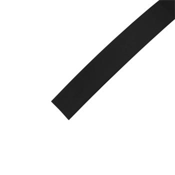Akku PVC Schrumpfschlauch Meterware 25,0 -> 12,5mm ; Schwarz