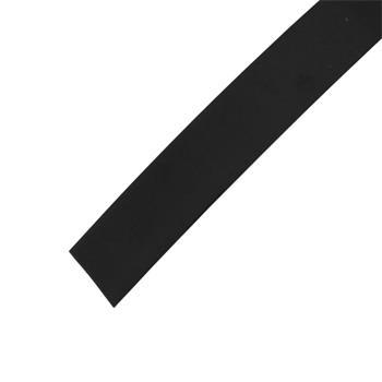 Akku PVC Schrumpfschlauch Meterware 38 -> 19mm ; Schwarz