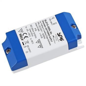 TRIAC dimmbares LED Netzteil 15W 24-42V 350mA ; SLD-15-350IL-ES ; Konstantstrom
