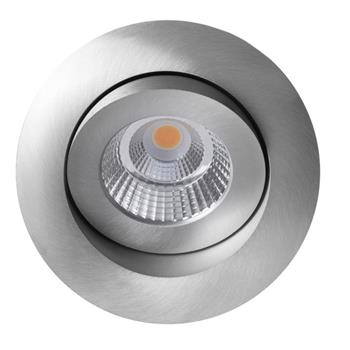 LED ceiling lamp Allround 10W 2700K / 3000K / 4000K - aluminium