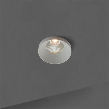 LED ceiling lamp OWi 9W 2700K / 3000K - White