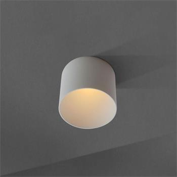 LED Deckenlampe Tubo 9W 2700K / 3000K - Weiß