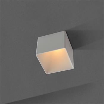 LED Deckenlampe Blocky 9W 2700K / 3000K - Weiß
