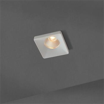 LED ceiling lamp Squary 9W 2700K / 3000K - White