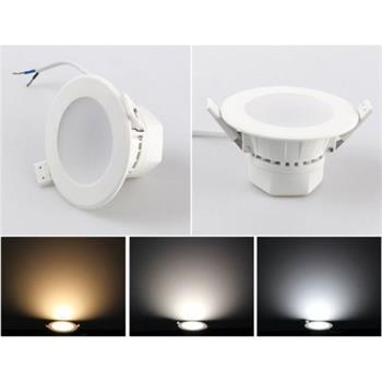 LED Downlight Panel rund 15W d145mm 1150…1250lm ; Einbauleuchte Deckenlampe