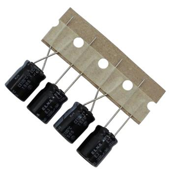 Elko Kondensator radial 1000µF 6,3V 105°C ; RJ3-6V102MH3#-T2 ; 1000uF