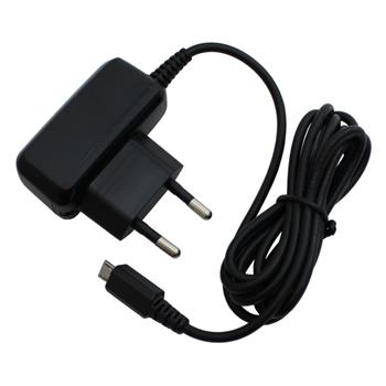 Artesyn DCH3-050EU-0006 2,5W 5V 0,5A Steckernetzteil Kabel 150cm + Micro-USB Stecker