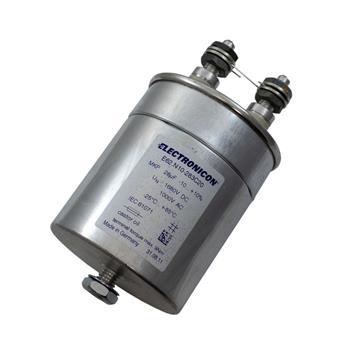 Folien Kondensator Radial 28µF 1650V DC Electronicon E62.N10-283C20 28uF