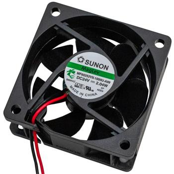 Ventilator Fan 1,92W 60x60x25mm 45,8m³/h 31,2dBA ; Sunon MF60252VX1000UA99