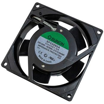 Ventilator Fan 230V 14,5W 92x92x25mm 50,9m³/h 37dBA ; Sunon SF23092A2092HBT
