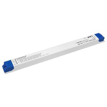 LED Netzteil 48V 200W 4,17A für Möbel extrem flach 22mm ; Self SLT200-48VFG-UN